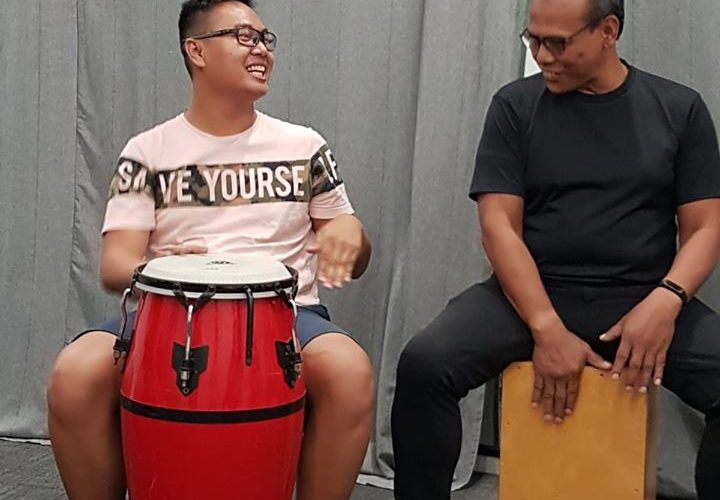 percussion march 2019